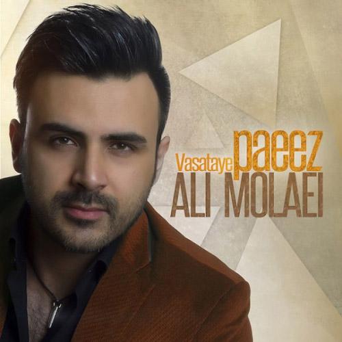 دانلود آهنگ جدید علی مولایی به نام وسطای پاییزه