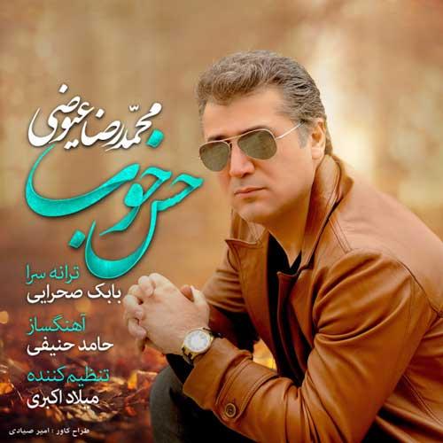 دانلود آهنگ جدید محمدرضا عیوضی به نام حس خوب