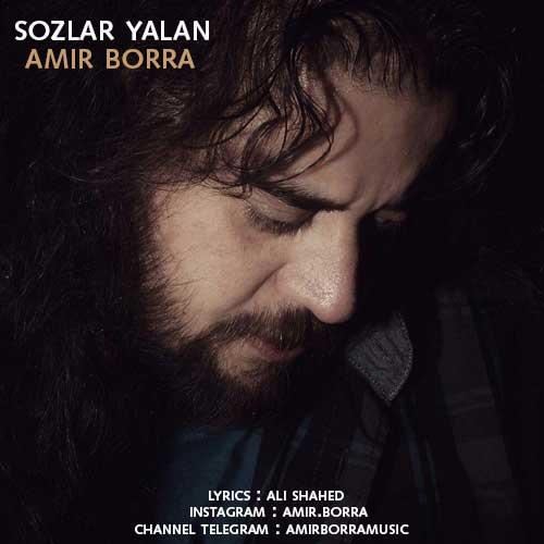 دانلود آهنگ جدید امیر برا به نام سوزلر یالان