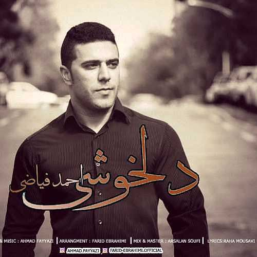 دانلود آهنگ جدید احمد فیاضی به نام دلخوشی