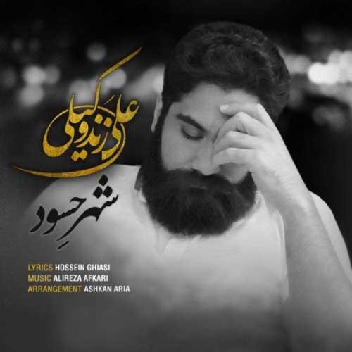 دانلود آهنگ جدید علی زند وکیلی به نام شهر حسود