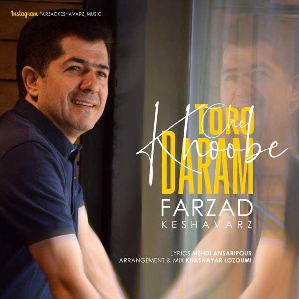 Farzad Keshavarz - Che Khoobe Toro Daram