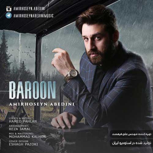 Amir Hoseyn Abedini – Baroon