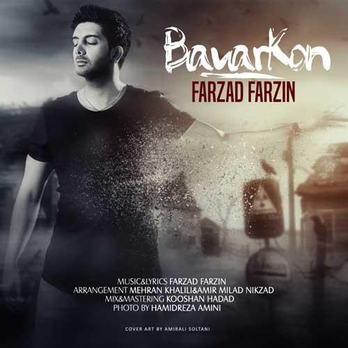 Farzad Farzin – Bavar Kon