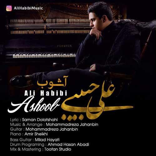دانلود آهنگ جدید علی حبیبی به نام آشوب