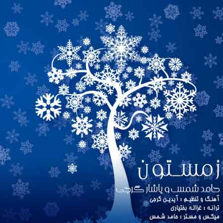 دانلود آهنگ جدید حامد شمس زمستون