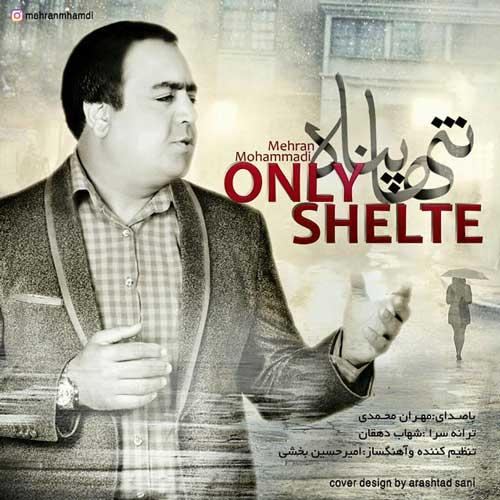 دانلود آهنگ جدید مهران محمدی تنها پناه