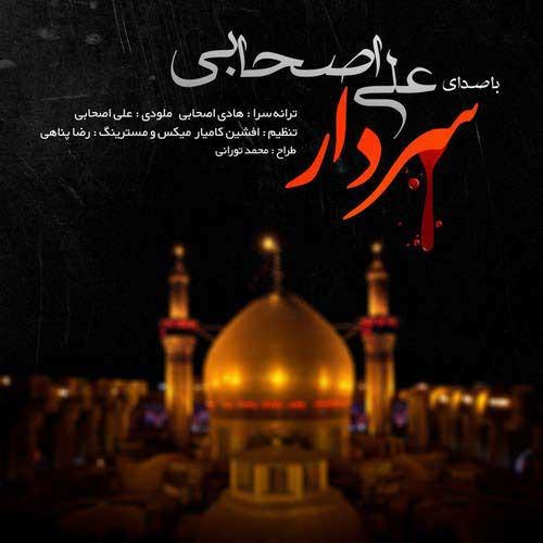 دانلود آهنگ جدید علی اصحابی به نام سردار