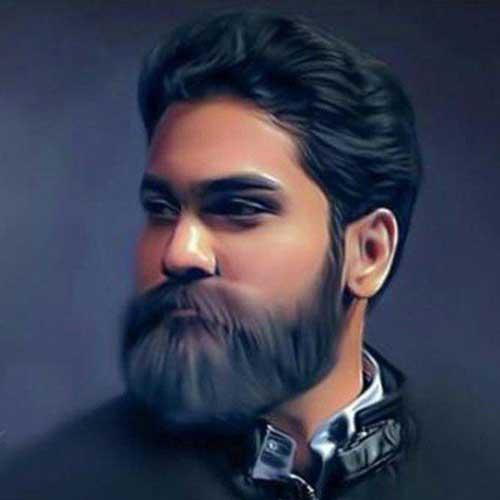 اجرای زنده علی زند وکیلی به نام کاروان