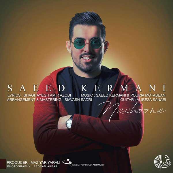آهنگ سعید کرمانی به نام نشونه