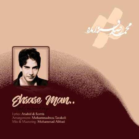 آهنگ محمدرضا فروزنده به نام احساس من