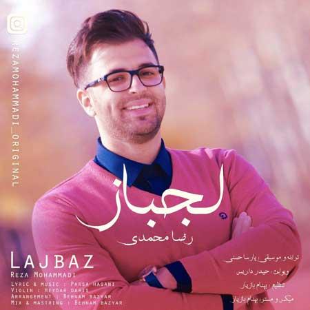 آهنگ رضا محمدی به نام لجباز