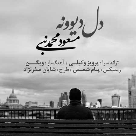 آهنگ مسعود محمد نبی به نام دل دیوونه