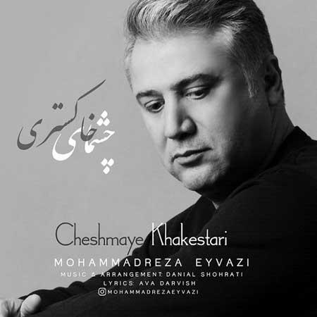 آهنگ محمدرضا عیوضی به نام چشمای خاکستری